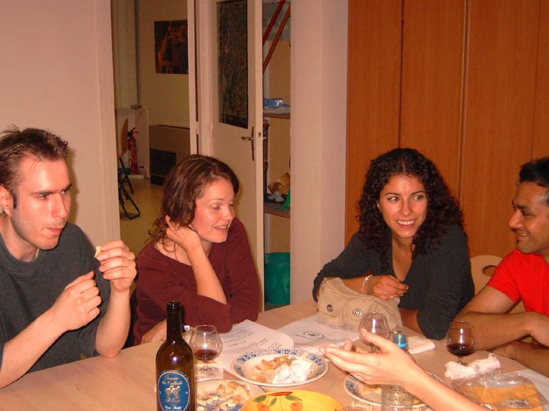 Spanisch kennenlernen dialog