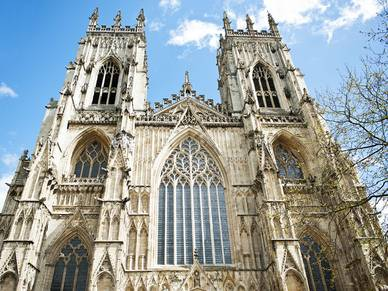 York Minster, Business Sprachreisen nach England