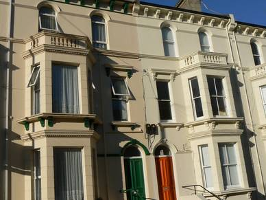 Privathaushalt in Brighton, Business Sprachreisen