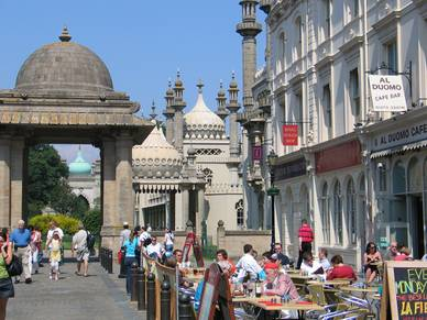 Royal Pavilion Brighton, Business Englisch Sprachreisen England