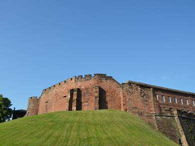Chester Castle, Business Englisch Sprachreisen England