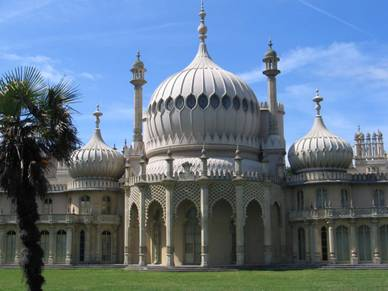 Royal Pavilion, Business Englisch Sprachreisen England