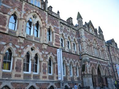 Royal Albert Museum in Exeter, Englisch Sprachreise England