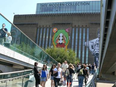 Tate Modern, Englisch Sprachreisen London City Oxford Street