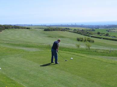 Golf in Brighton, Business Englisch Sprachreisen England