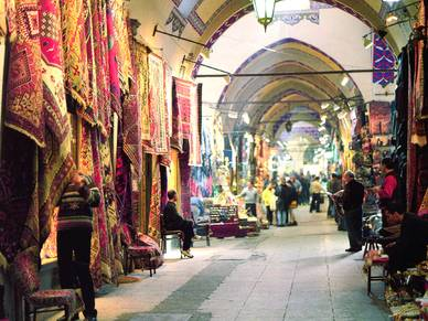 Grand Bazaar, Sprachreisen in der Türkei