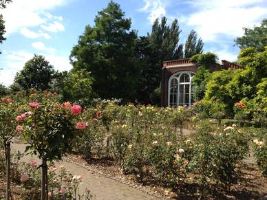 Holland Park, Business Englisch Sprachreisen London Premium