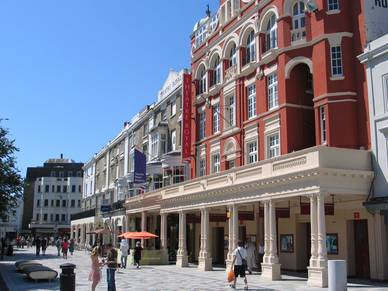 Theatre Royal in Brighton, Business Englisch Sprachreisen England