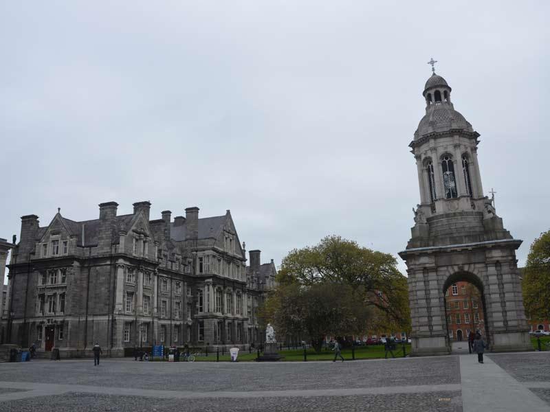 englsich sprachschule dublin hauptstadt irlands