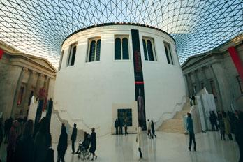 Englisch Sprachreisen London City - British Museum