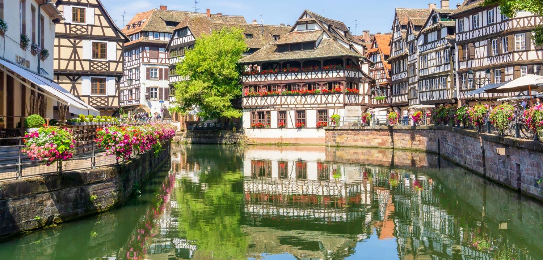 Sprachreisen Straßburg für Erwachsene | DIALOG-Sprachreisen