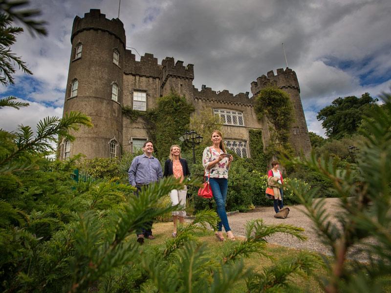 sprachreise dublin irland topschule in zentraler lage