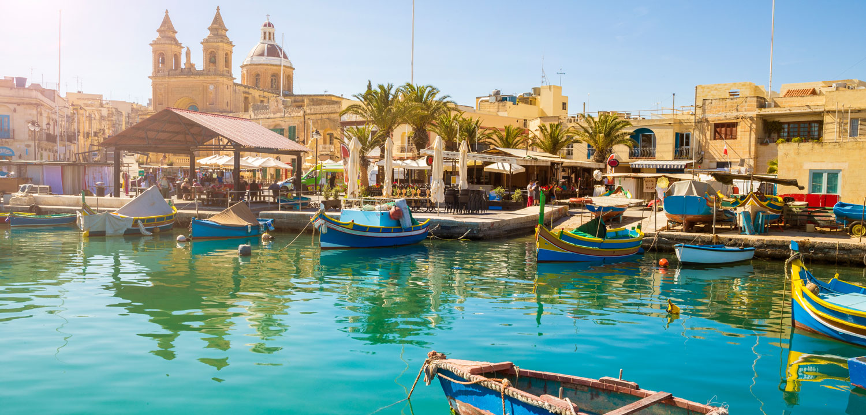 was spricht man in malta