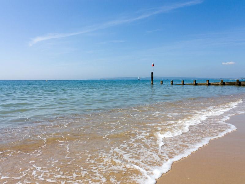 Englisch Strand